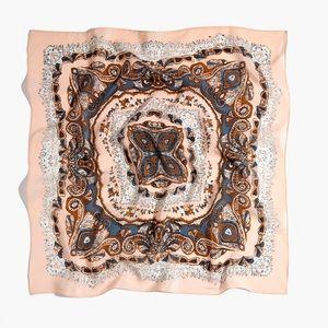 Madewell Silk Scarf